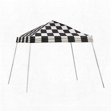 "Sport Slant-leg 10"" X 10"" Checkered Pop-up Canopy"
