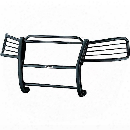 Sportsman 1-piece Grille Guard