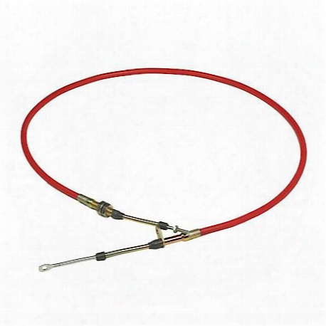 Super Duty Race Shifter Cable, 5 Ft. Length