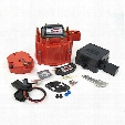 D8071 Flame-Thrower HEI Race Chevrolet Tune Up Kit Red cap