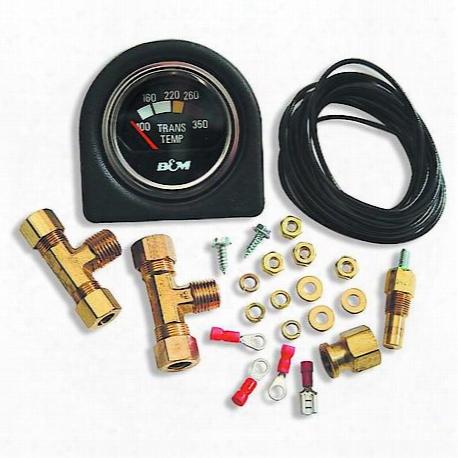 Transmission Accessories, Temperature Gauge