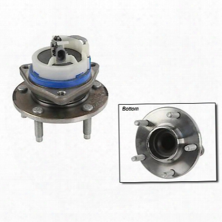 Wheel Hub Assembly, Includes Abs Sensor