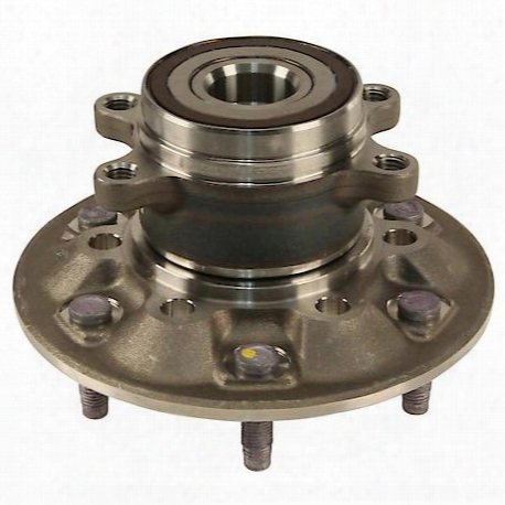 Wheel Hub Assembly, Without Abs Sensor