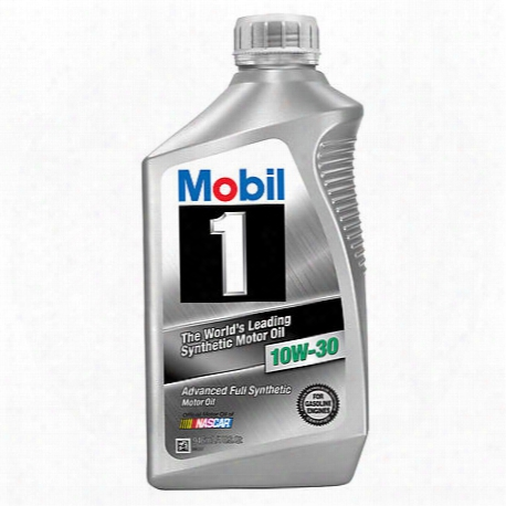 10w-30 Fully Synthetic Motor Oil (1 Quart)