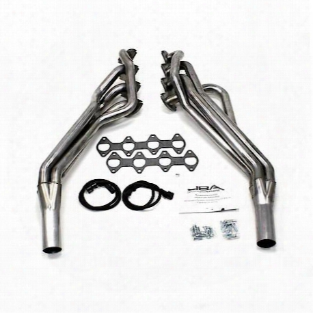 "6675s 1 5/8"" Header Long Tube Stainless Steel 05-10 Mustang Gt"