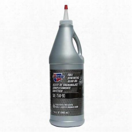 75w-90 Gear Oil