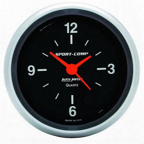 Autometer Sport-comp Clock - 3585