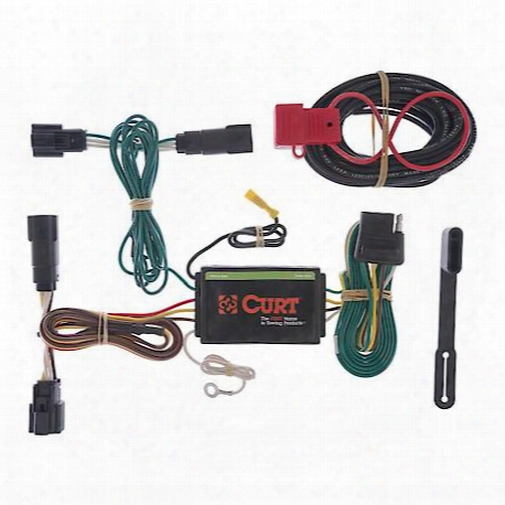 Custom Vehicle-to-trailer Wiring Harness