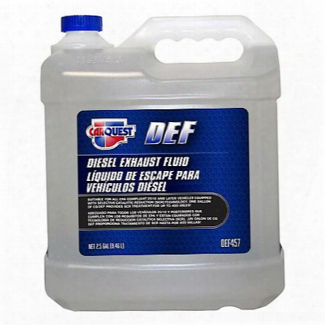 Diesel Exhaust Fluid (2.5 Gallons)