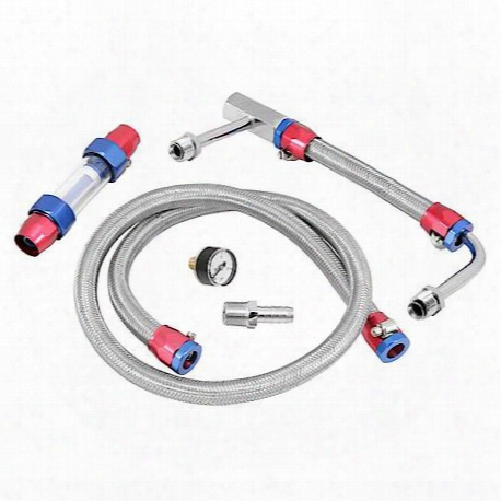 Dual Feed Fuel Line Kit