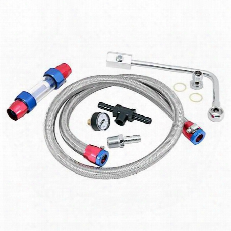 Edelbrock Fuel Line Kit