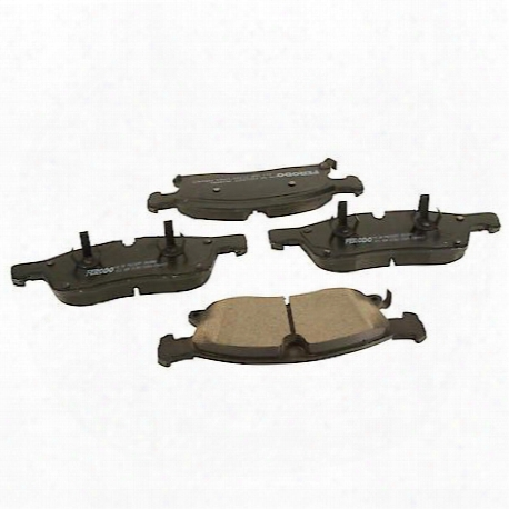 Ferodo Brake Pad Set - N1010402439fer
