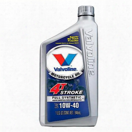 Full Synthetic Motorcycle 10w40 Motor Oil