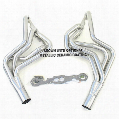 "H8044 1 5/8"" Circle Track Header Chevrolet Street Stock Small Block Chevrolet 78-86 Raw"