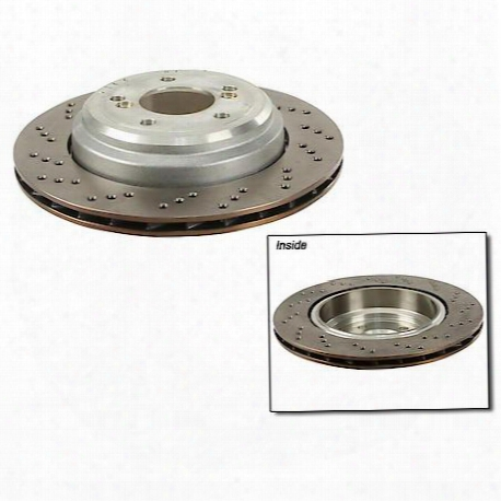 Otto Zimmermann Brake Disc, Vented - N1000267165zfz