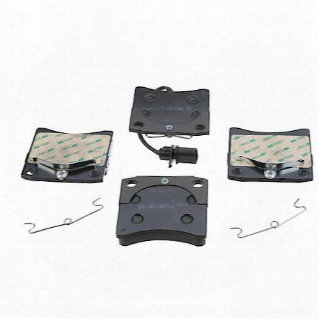 Pagid Brake Pad Set, With Shims - N1010138309pag