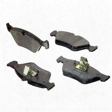 Pagid Brake Pad Set, With Shims - N101053704pag