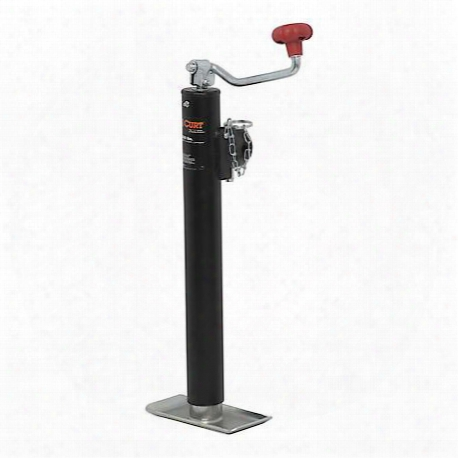 Pipe-mount Swivel Jack