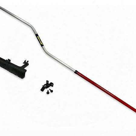 Reach E-z Extendable Reacher (includes Brush Attachment And Mounting Clip)