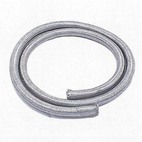 Stainless Steel Flex 1/4in Fuel Line 4ft