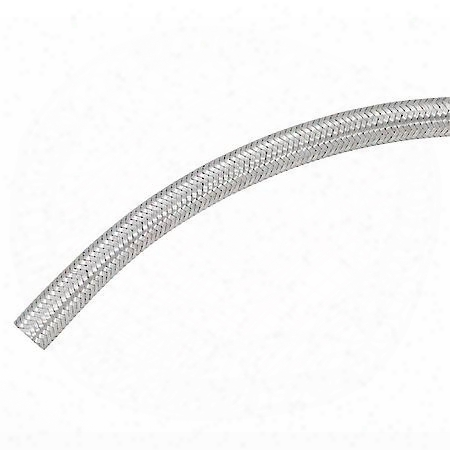 Stainless Steel Flex 3/8 In. Fuel Line 25ft