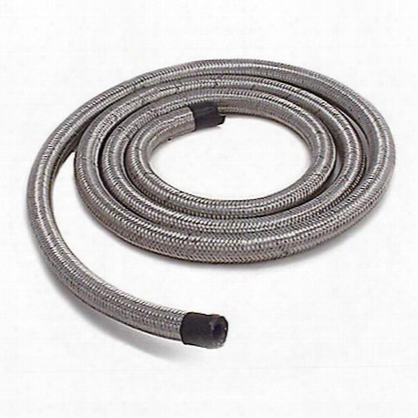 Stainless Steel Flex 3/8 In. Fuel Line 6ft