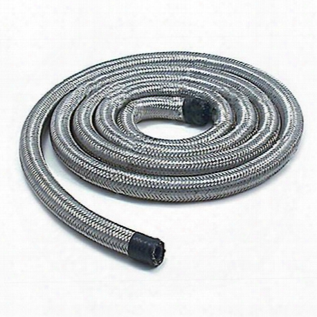 "Stainless Steel Flex 5/16"" Fuel Line 10ft"