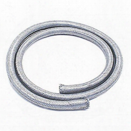 "Stainless Steel Flex 5/16"" Fuel Line 4ft"