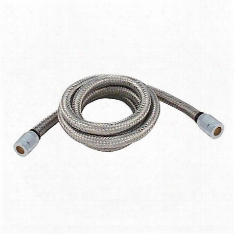 "Stainless Steel Flex 7/32"" Vacuum Line Kit"
