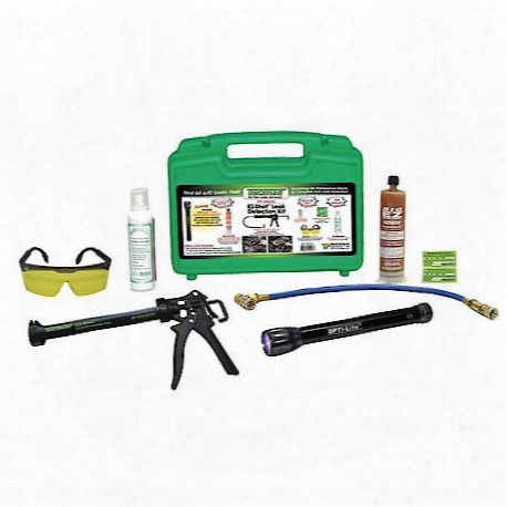 Tracer Products Ez-shot A/c Leak Detection Kit With Opti-lite - Tratp8626