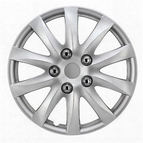 "Wheel Covers, Paris Sport, 15"", 4 Pack"