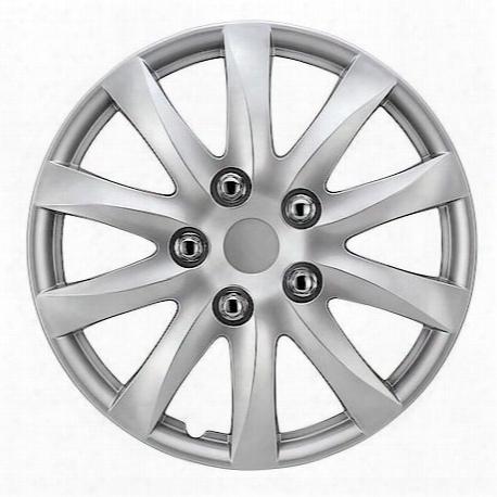 "Wheel Covers, Paris Sport, 15"", 4 Pack"