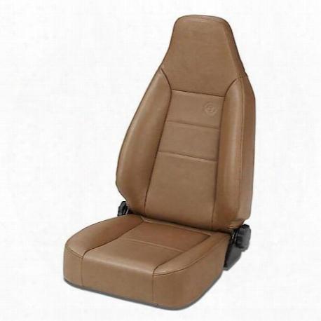 Bestop Trailmax Ii Sport Front Seat; Reclining Seat Back - 39434-37