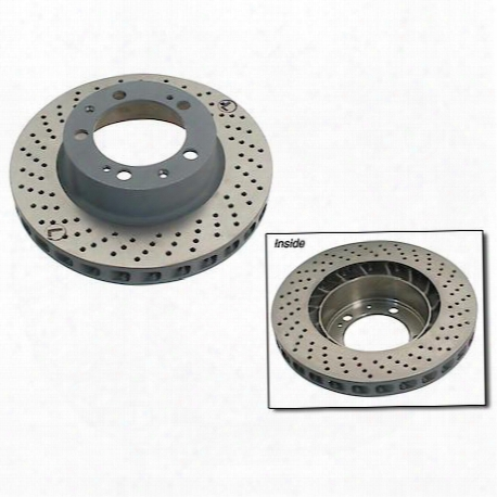 Genuine Brake Disc - N1000127728oes