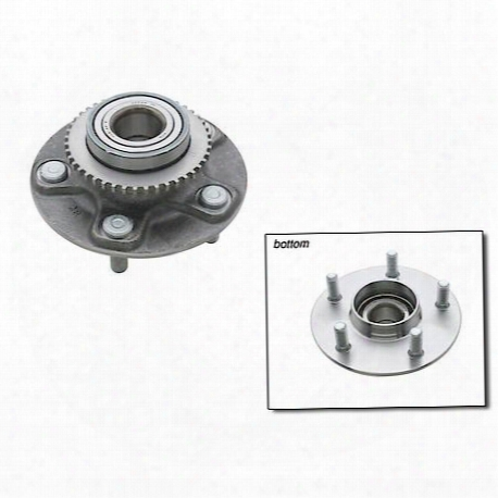 Genuine Wheel Hub Assembly, With Abs Sensor Ring - K7001151991oes