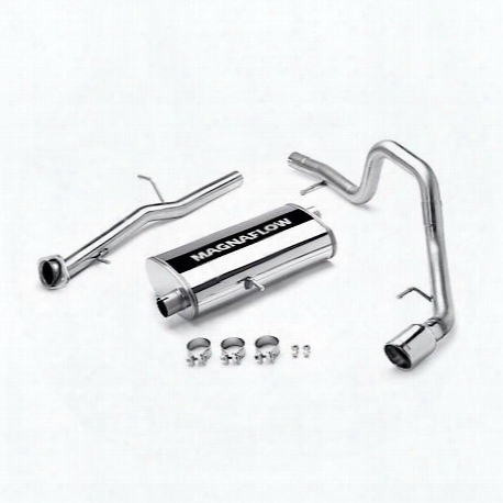 Magnaflow Stainless Cat-back System Performance Exhaust Kit For Ford Truck Explorer Sport Trac - 16679