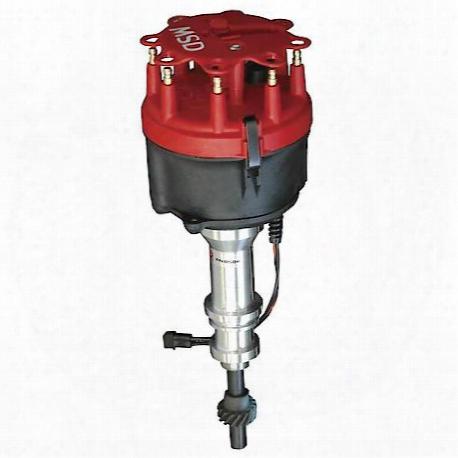 Msd Ignition Distributor, Ford V8, 302 - 8582