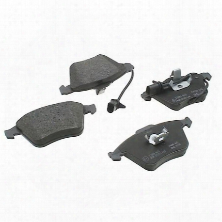 Pagid Brake Pad Set - N1010136614pag