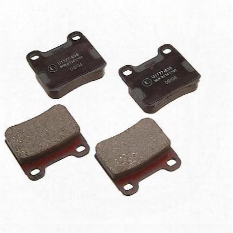 Pagid Brake Pad Set, With Shims - N101011728pag