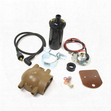 Pertronix 1247xt Ignitor Ford 4 Cyl With External Coil - 1247xt