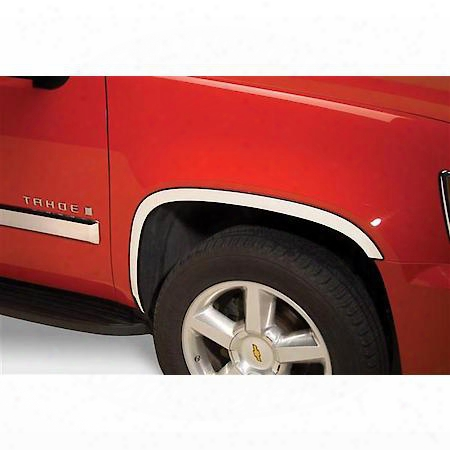Putco Stainless Steel Fender Trim - 97106