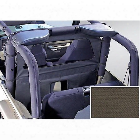 Rugged Ridge Roll Bar Curtain - 13552.36