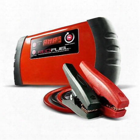 Schumacher Lithium Ion Jump Starter, Fuel Pack And Backup Power - Sl1