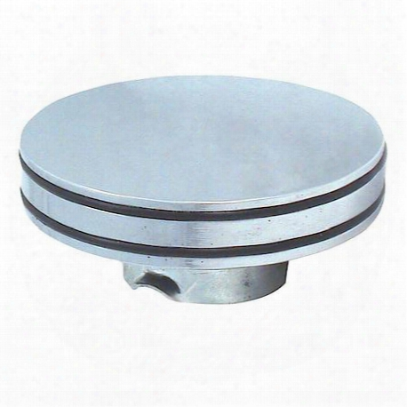 Spectre O-ring Twist Oil Cap Chrm - 43105