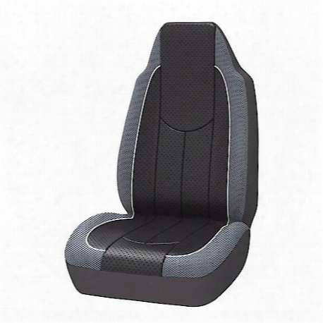 Autocraft Seat Covers, Sport Duo-tone, Black & Tan - Ac2003