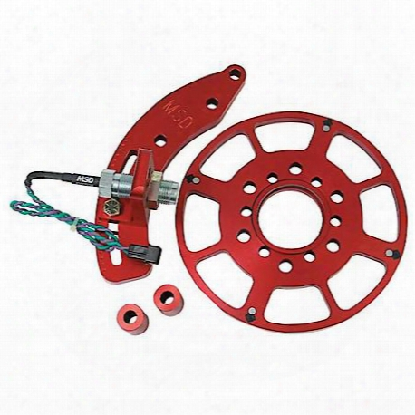 Msd Ignition Trigger Wheel, Flying Magnet, Big Block Chevy - 8621