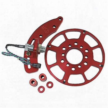 Msd Ignition Trigger Wheel, Flying Magnet, Small Block Chevy - 8611