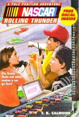Nascar #01 Rolling Thunder: Pole Position Adventures #1 With Sticker