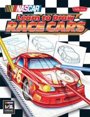 Nascar Learn To Draw Race Cars