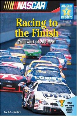 Nascar Racing To The Finish